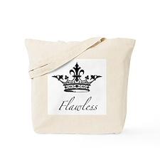 Flawless Crown Tote Bag