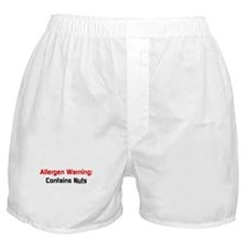 Allergen Warning: Contains Nu Boxer Shorts