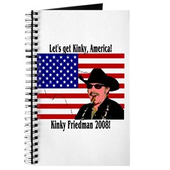 Kinky 2008! Journal