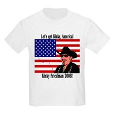 Kinky 2008! Kids T-Shirt