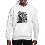 Scottish Nobles Hooded Sweatshirt