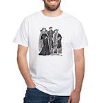 Scottish Nobles White T-Shirt
