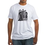 Scottish Nobles Fitted T-Shirt