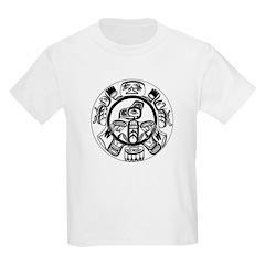 Northwest Indian Folkart T-Shirt