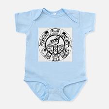 Northwest Indian Folkart Infant Bodysuit