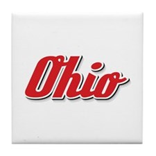 Ohio Tile Coaster