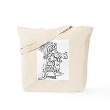 Mayan Noble Tote Bag