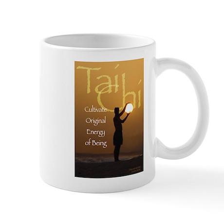 Tai Chi Sun/Energy Ball<br>Ceramic Mug