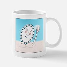 Dish and Spoon Couple Mug