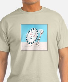Dish and Spoon Couple T-Shirt