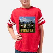 bunanza Youth Football Shirt