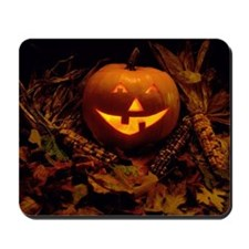 Boo to you! Mousepad