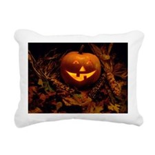 Boo to you! Rectangular Canvas Pillow