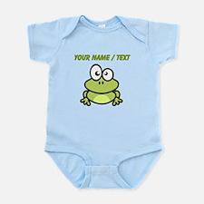 Custom Funny Cartoon Frog Body Suit