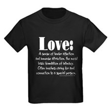 Love Defined T