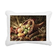 A bountiful harvest Rectangular Canvas Pillow