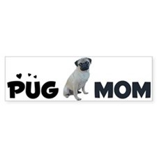 PUGS are better Bumper Bumper Sticker