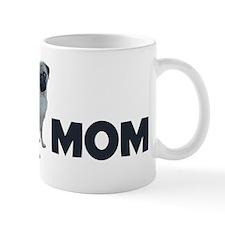 PUG Mom design Mug