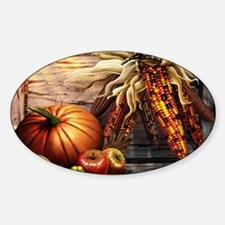 Abundant blessings at Harvest time Decal