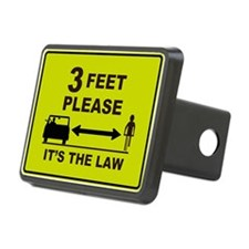 3 Feet Please Hitch Cover
