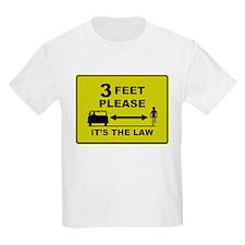 3 Feet Please T-Shirt