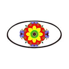 Lotus Mandala Patches