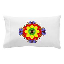 Lotus Mandala Pillow Case