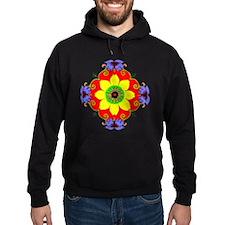 Lotus Mandala Hoodie