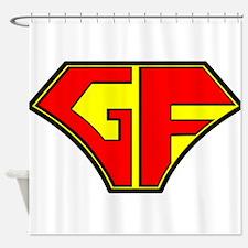Super Gluten Free Shower Curtain