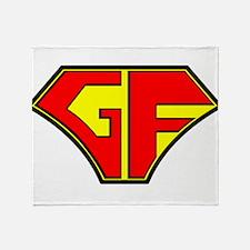 Super Gluten Free Throw Blanket