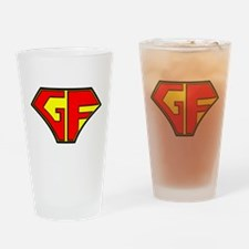 Super Gluten Free Drinking Glass