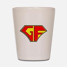 Super Gluten Free Shot Glass