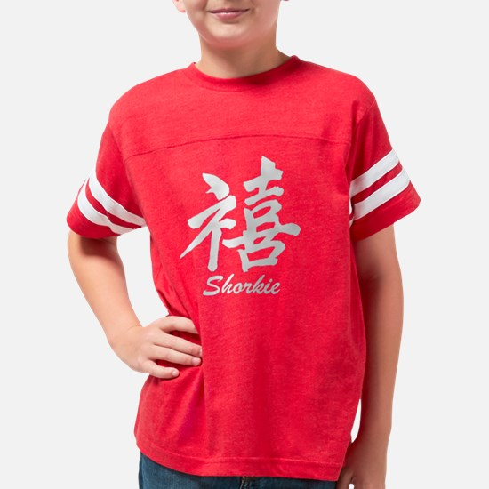 sb new happ chi symb shorkie  Youth Football Shirt