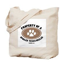 Texas Heeler dog Tote Bag