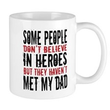 Hero Dad Mugs