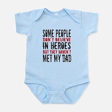 Hero Dad Body Suit