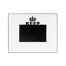KEEP CALM AND TURN 42 Picture Frame