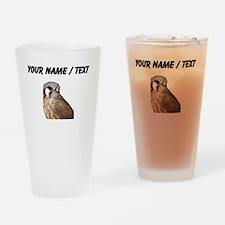 Custom Osprey Drinking Glass