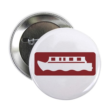 """Canal-side Attraction, UK 2.25"""" Button (10 pack)"""
