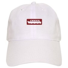 Canal-side Attraction, UK Baseball Cap