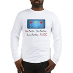 One Martini Long Sleeve T-Shirt