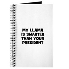 my llama is smarter than your Journal