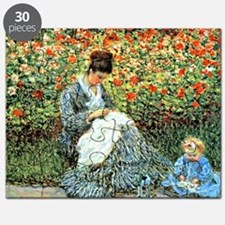 Camille Monet and Child Puzzle
