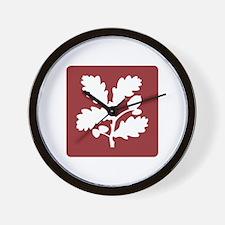 National Trust Symbol, UK Wall Clock