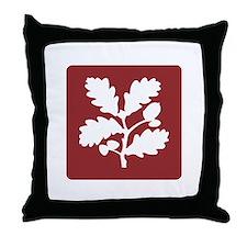 National Trust Symbol, UK Throw Pillow