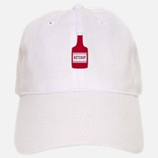 Ketchup Bottle Baseball Baseball Baseball Cap