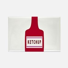 Ketchup Bottle Magnets
