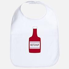Ketchup Bottle Bib