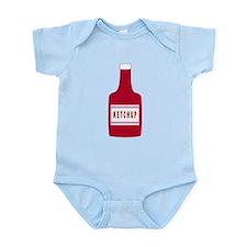 Ketchup Bottle Body Suit