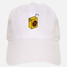 Orange Juice Box Baseball Baseball Baseball Cap